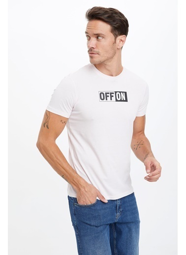 DeFacto Tişört Pembe